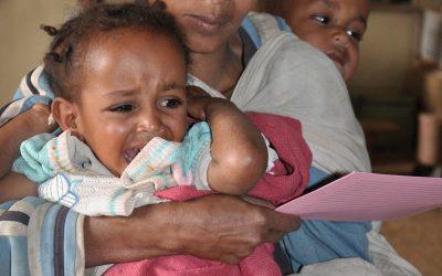 Dakuna Kliniek in Attat, Ethiopië