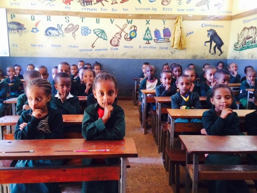 Klaslokaal Sisit Primary School in Kenia geopend