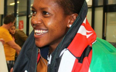 Faith Kipyegon wins Olympic GOLDin 1500 meters
