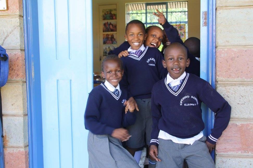 Junior Camp Lewa's Children Home